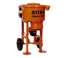 Atika Tellerzwangsmischer Betonmischer Compact 100 - 1